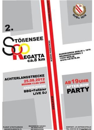 Post image for Stößensee-Regatta zum Zweiten