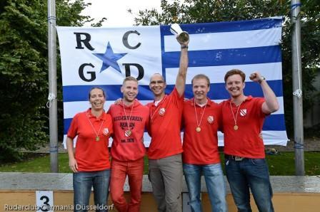 Post image for Sieg beim 41. Düsseldorfer Rheinmarathon (42,8 km)