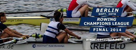 Post image for Rowing Champions League