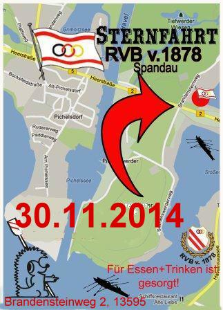 Post image for Sternfahrt am 30. November