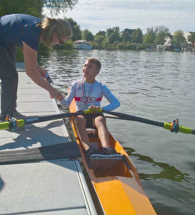 Post image for Regatta in Werder